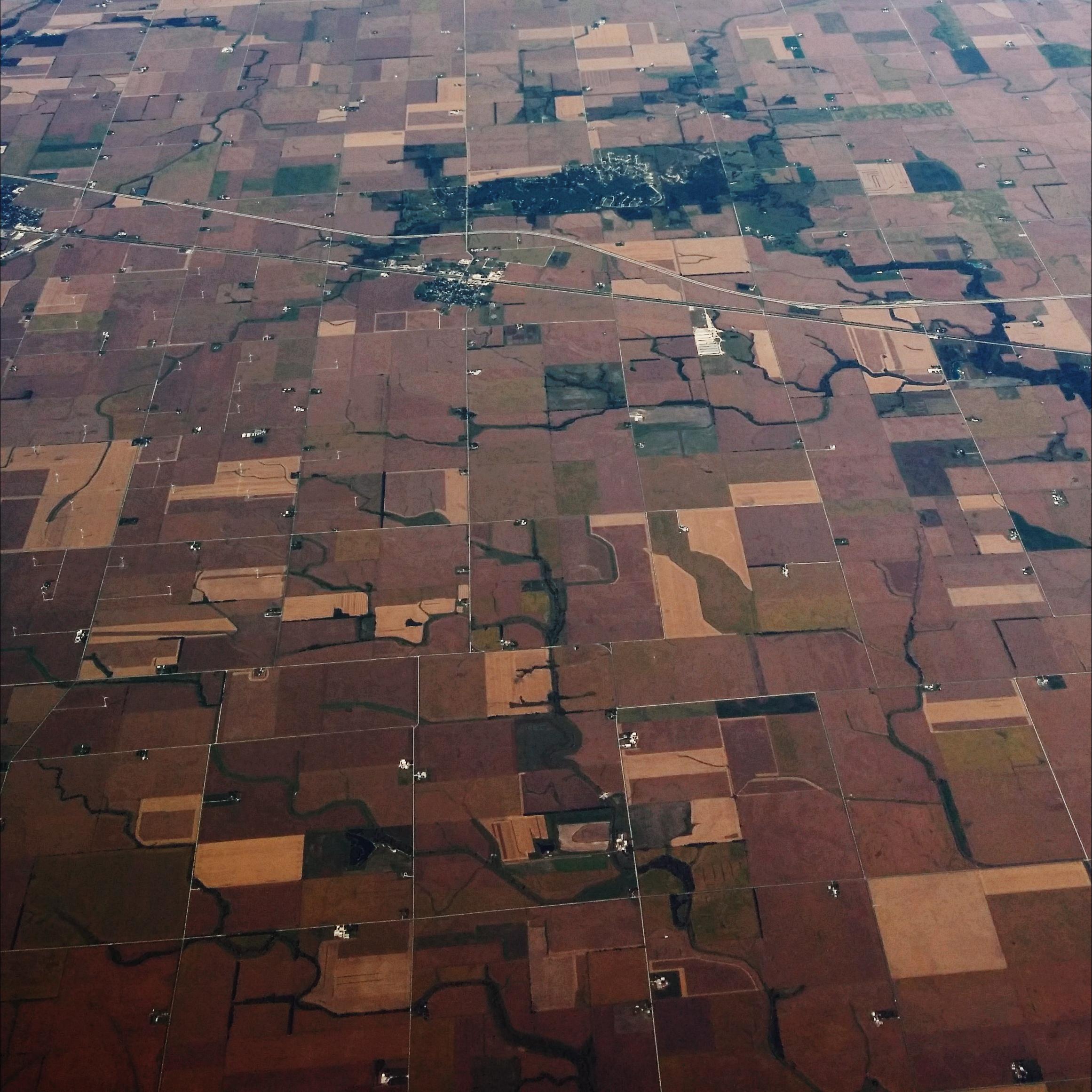 aerial photos of farmland photos