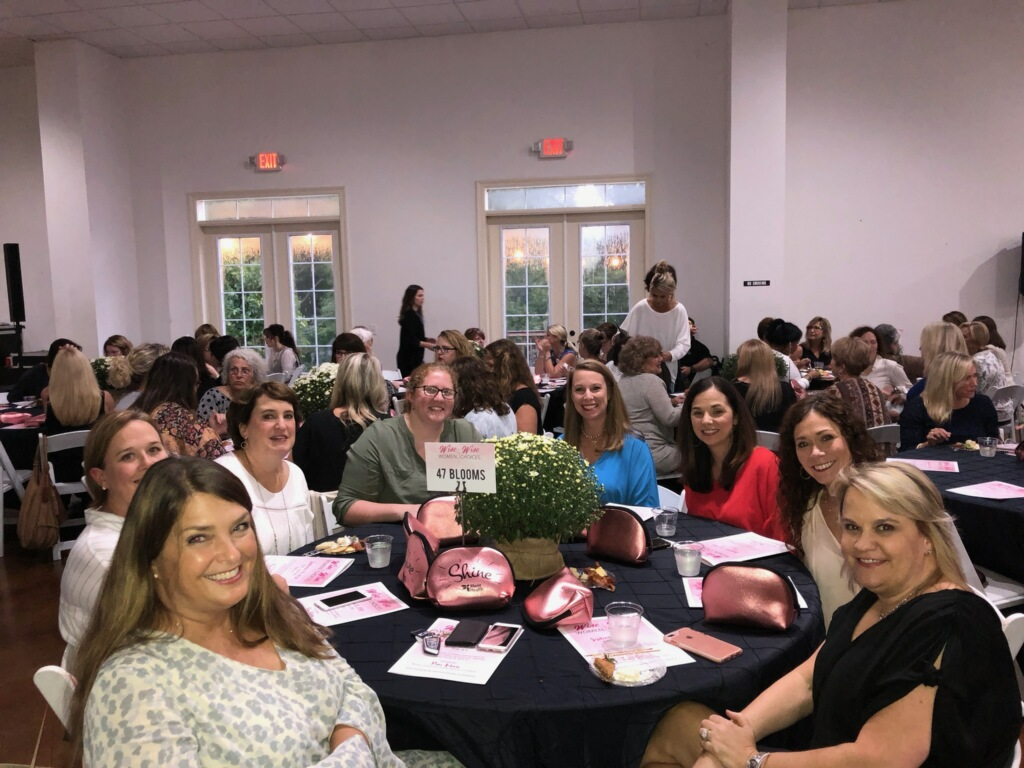 Wise Women Happy Attendees