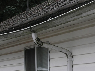 Fix sagging gutters