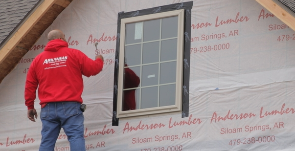 Arkansas window and door installation