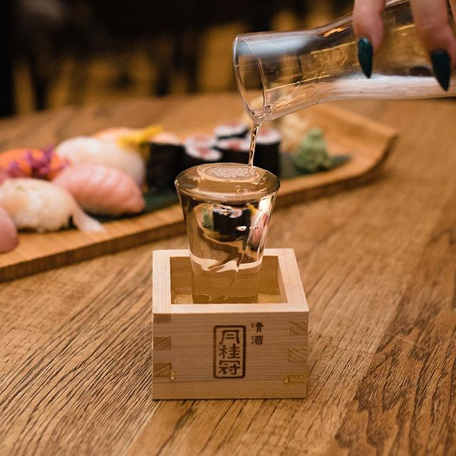 We're always down for a @goroandgun party. Don't miss this exclusive sake dinner with their very special guest, #SakeSamurai, Patrick Ellis on May 22. To date, only 70 people in the world have been awarded the coveted title of Sake Samurai, so this dinner is sure to be an evening of indulgence! Tickets are $100 and include a 4 course meal curated by Goro+Gun's Chef Tomo, and sake pairings customized by Patrick Ellis. Get yours now at showpass.com.