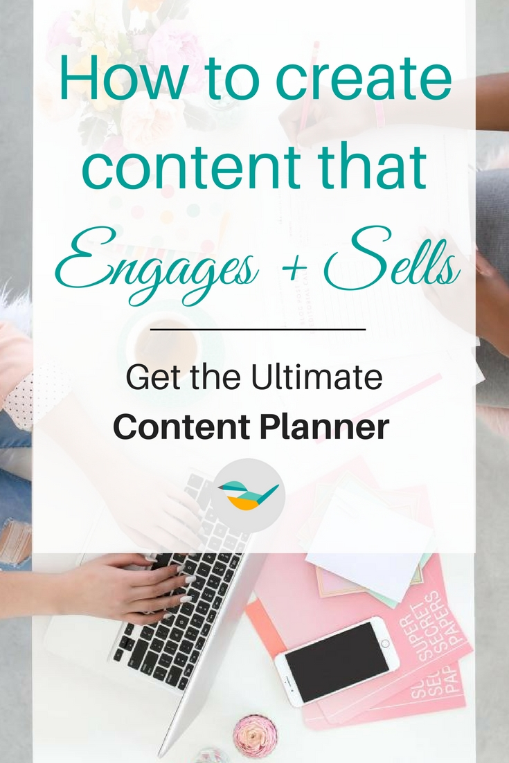 How to create content that attracts, engages and sells