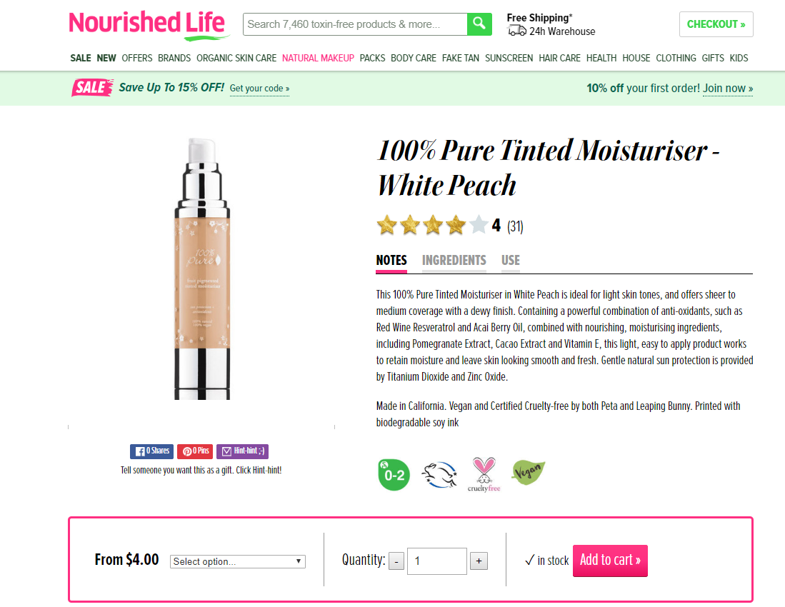How to increase Ecommerce Sales - nourished life.png