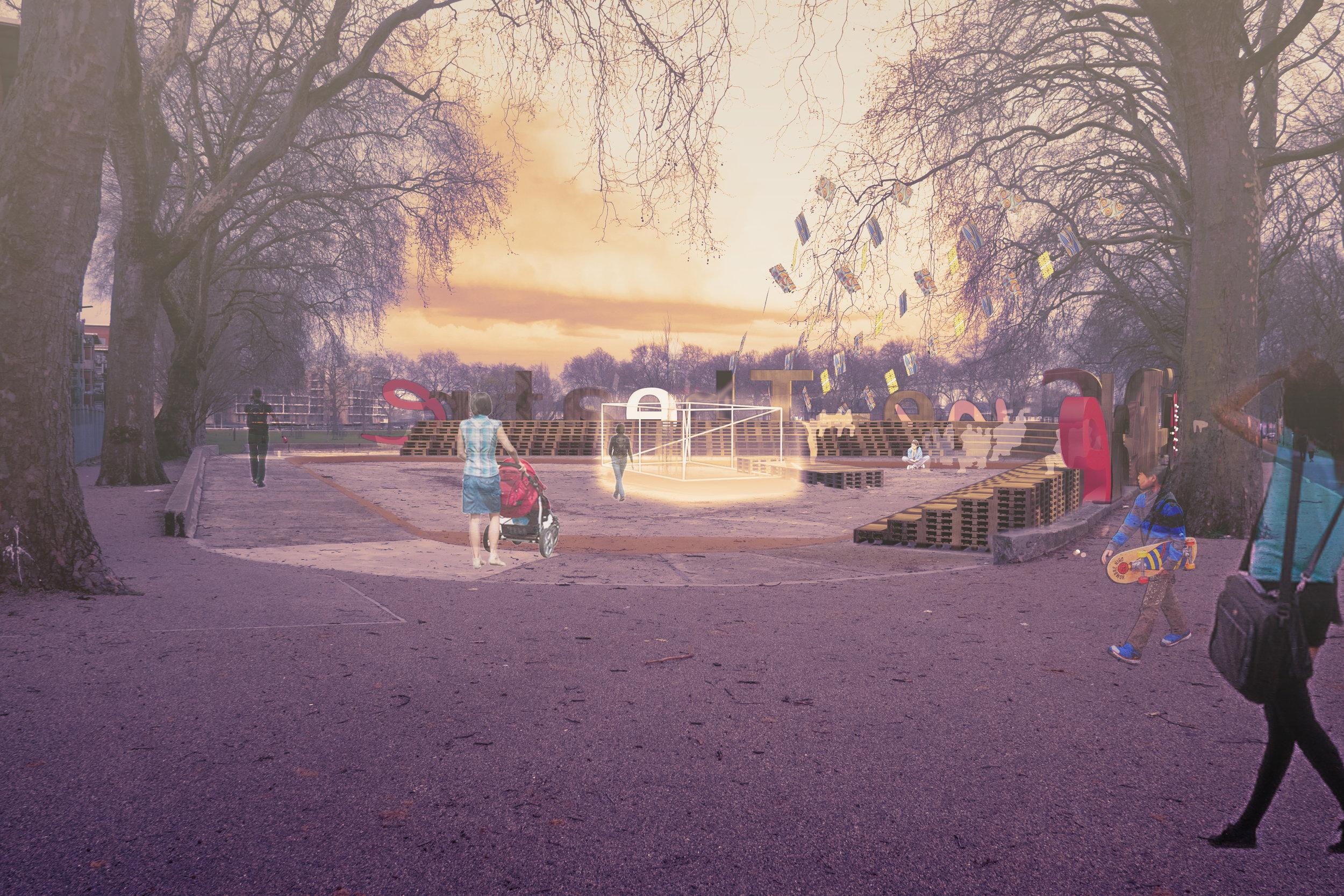 Cine - Theatre Concept Image - Twilight