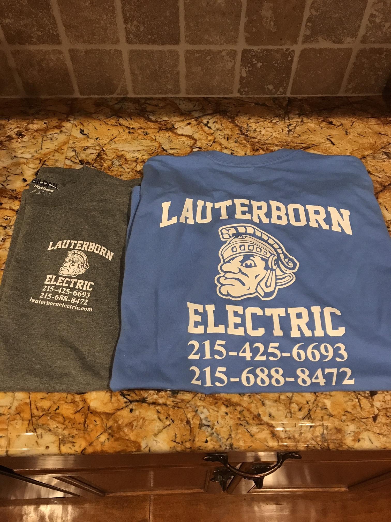 Lauterborn T-Shirts.JPG