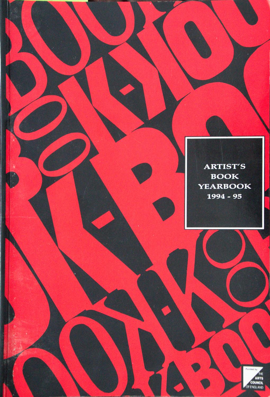 Artist's Book Yearbook 1994  –  95