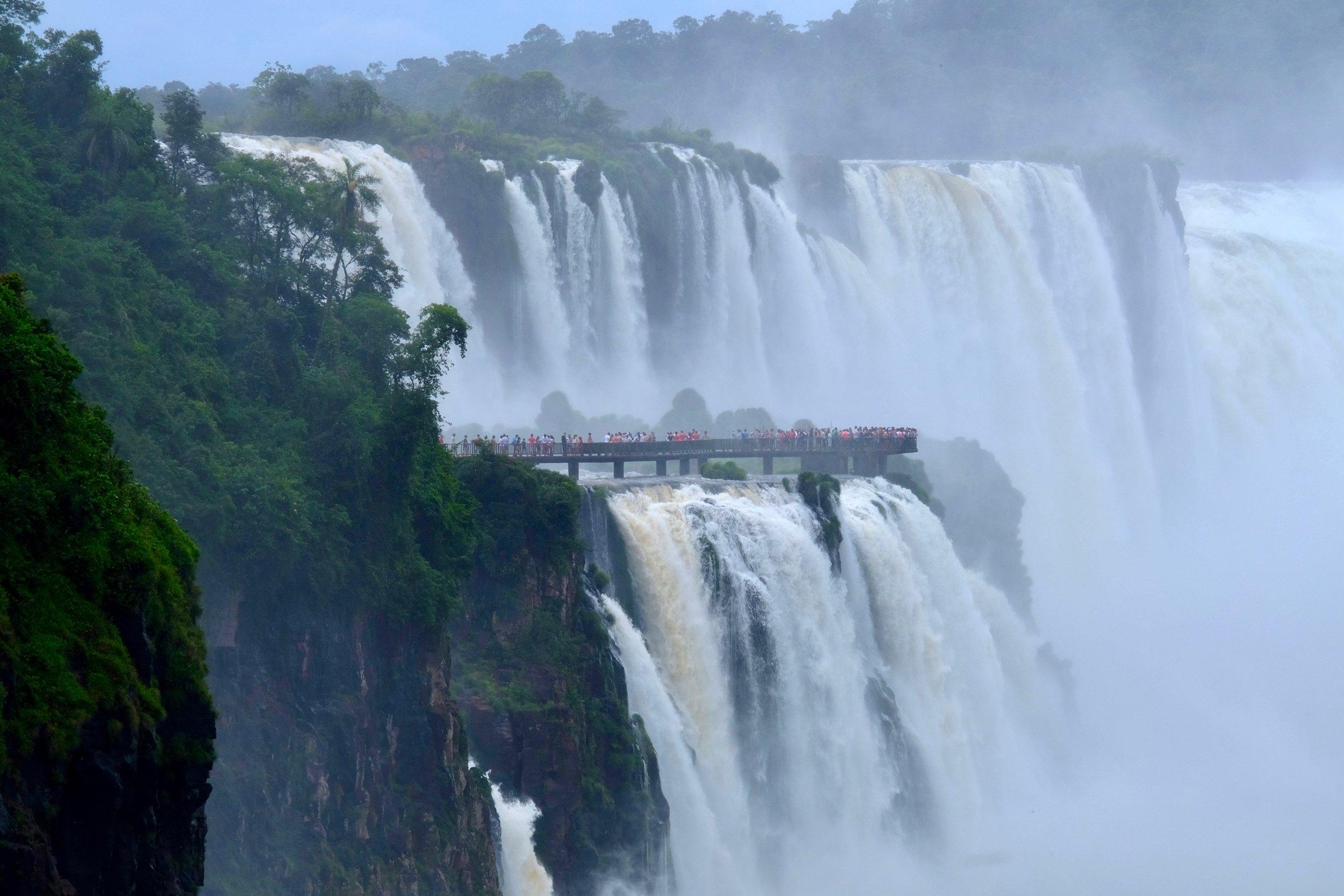 Chasing Waterfalls -