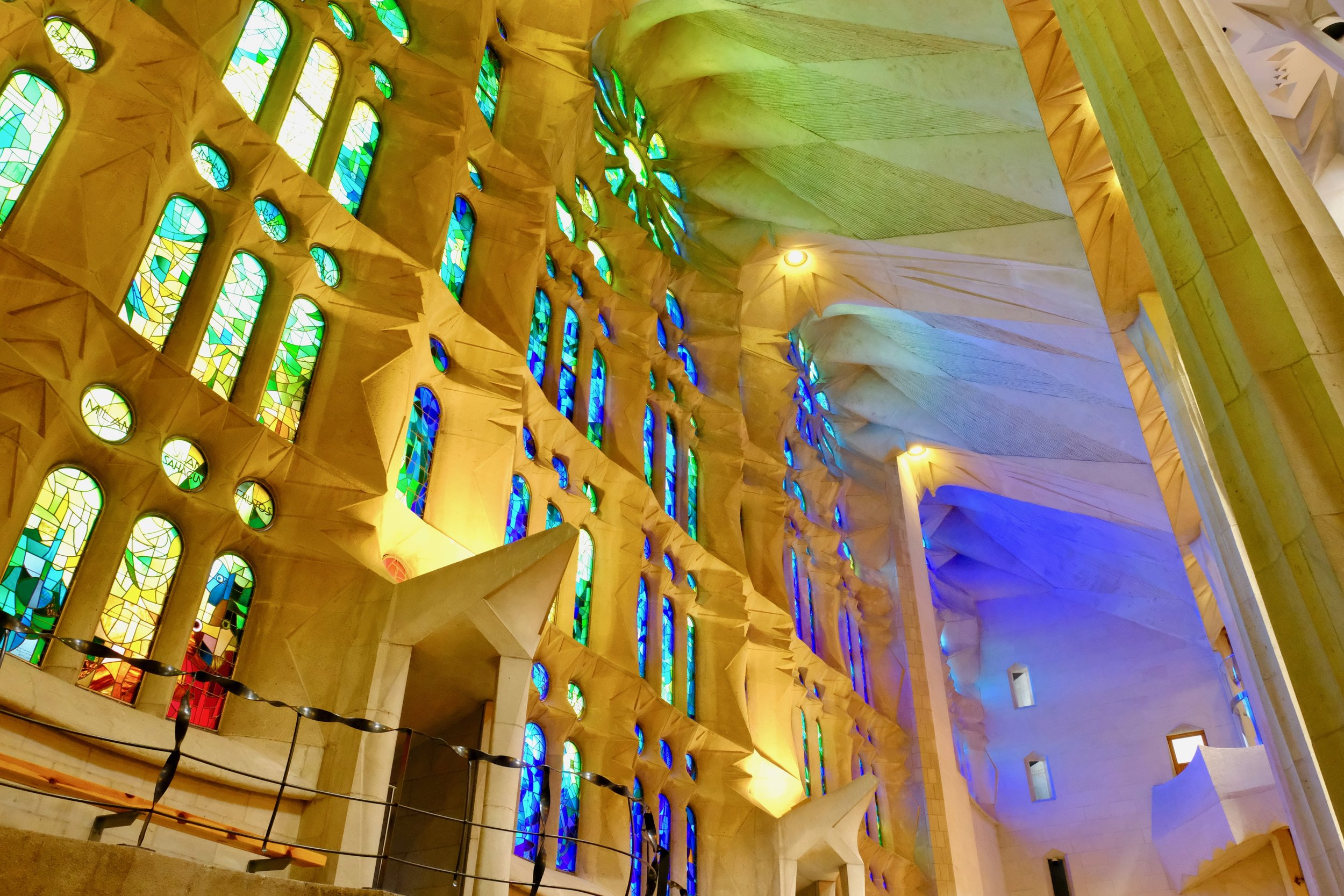 Gaudi's World -