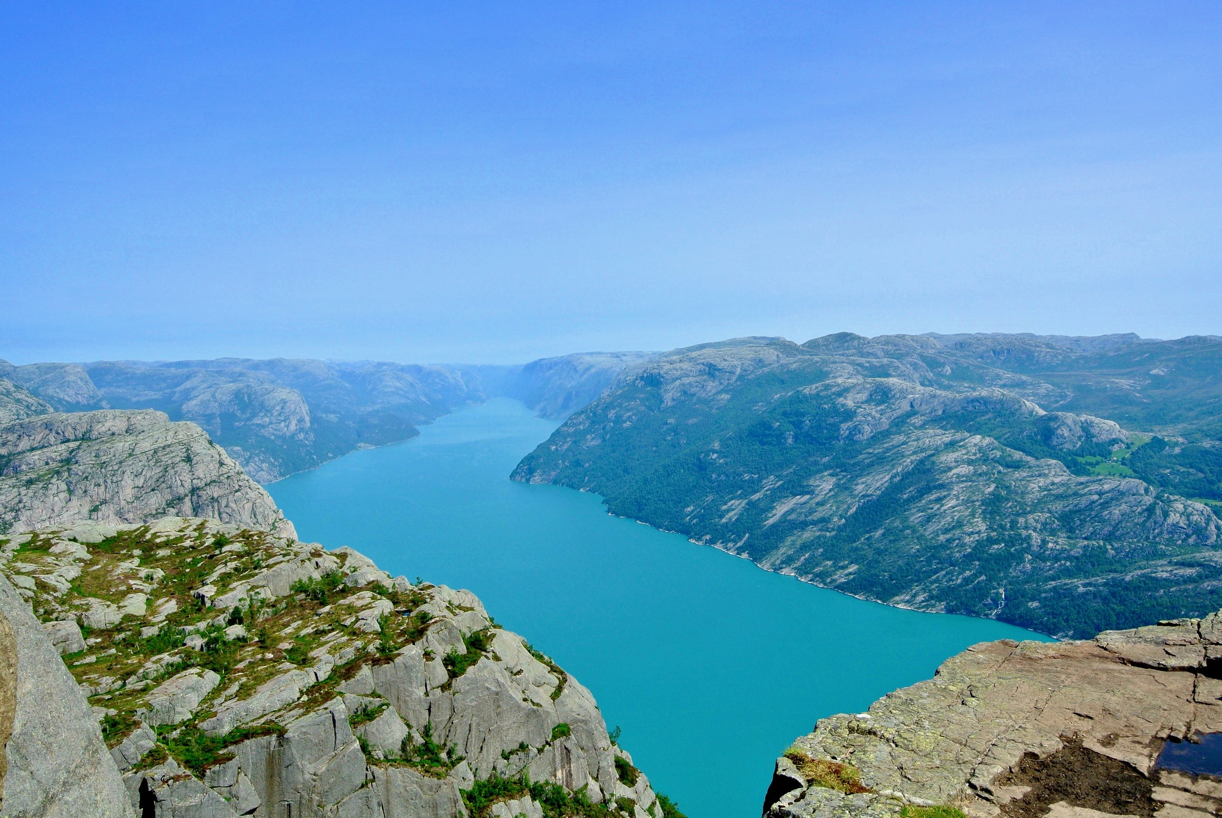 Fjords of Norway -