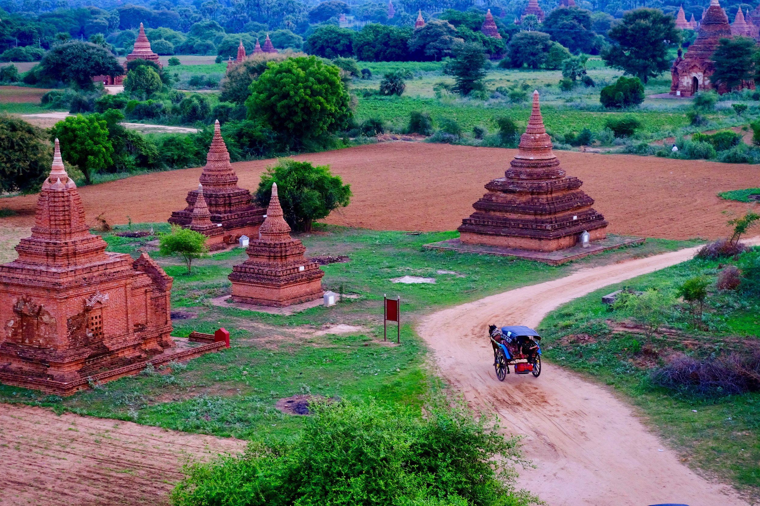 Majestic Temples -