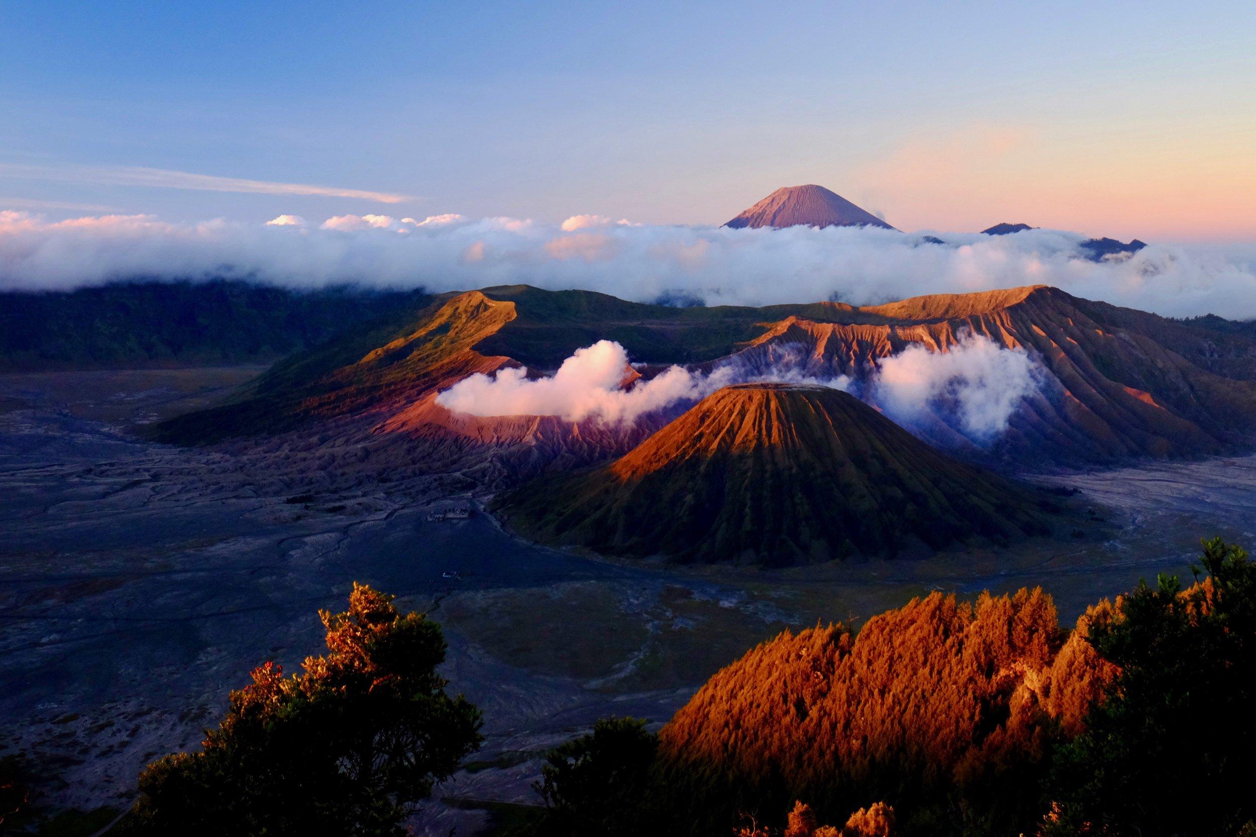 Mount Bromo -