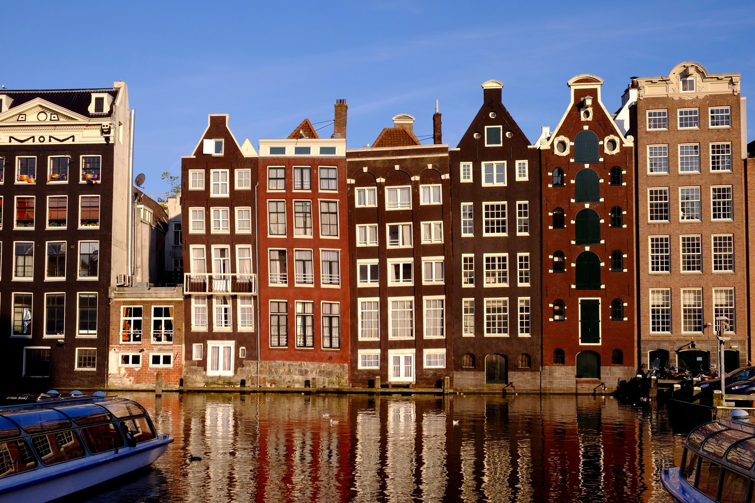 Amsterdam's Canals -