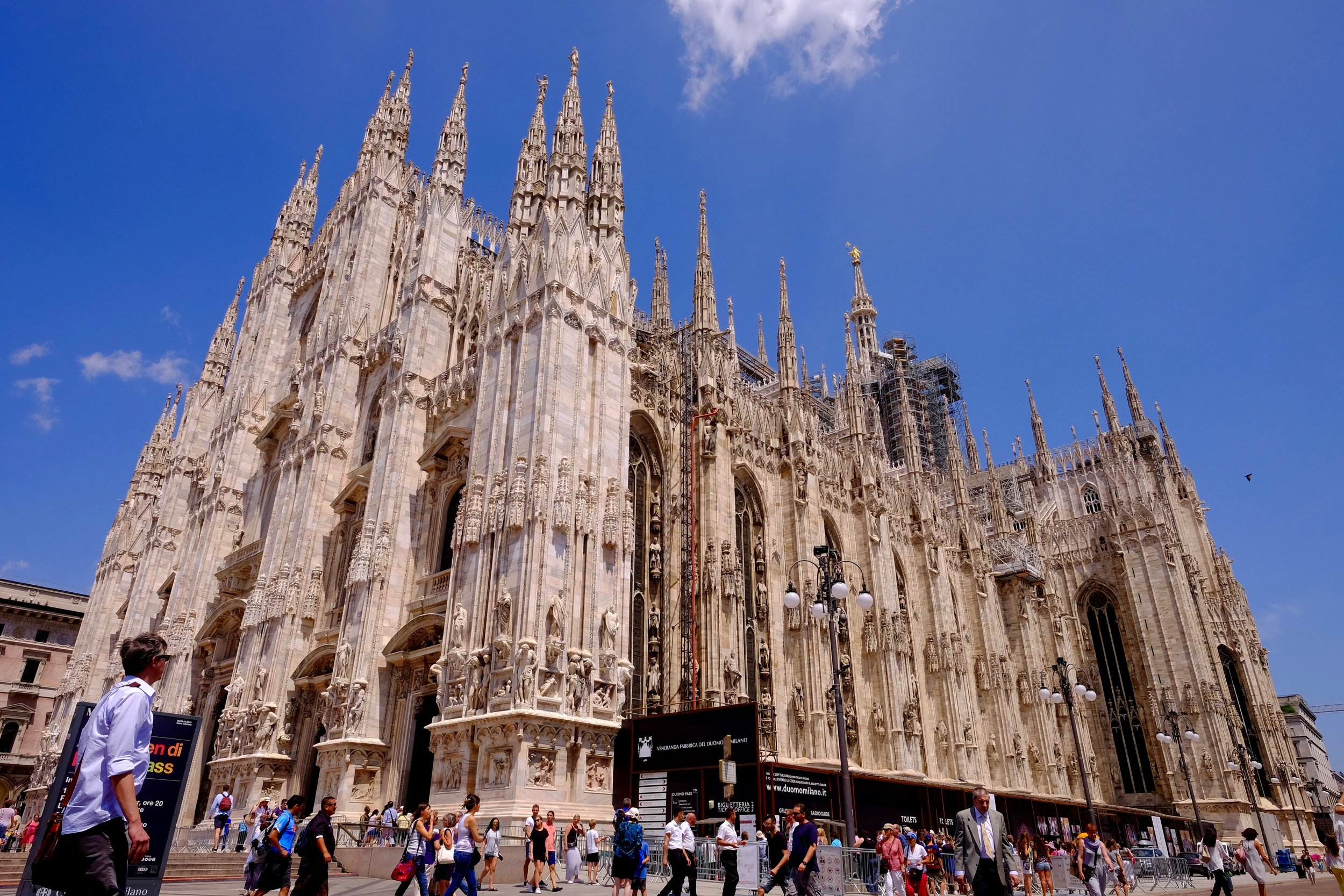 Cathedrals -