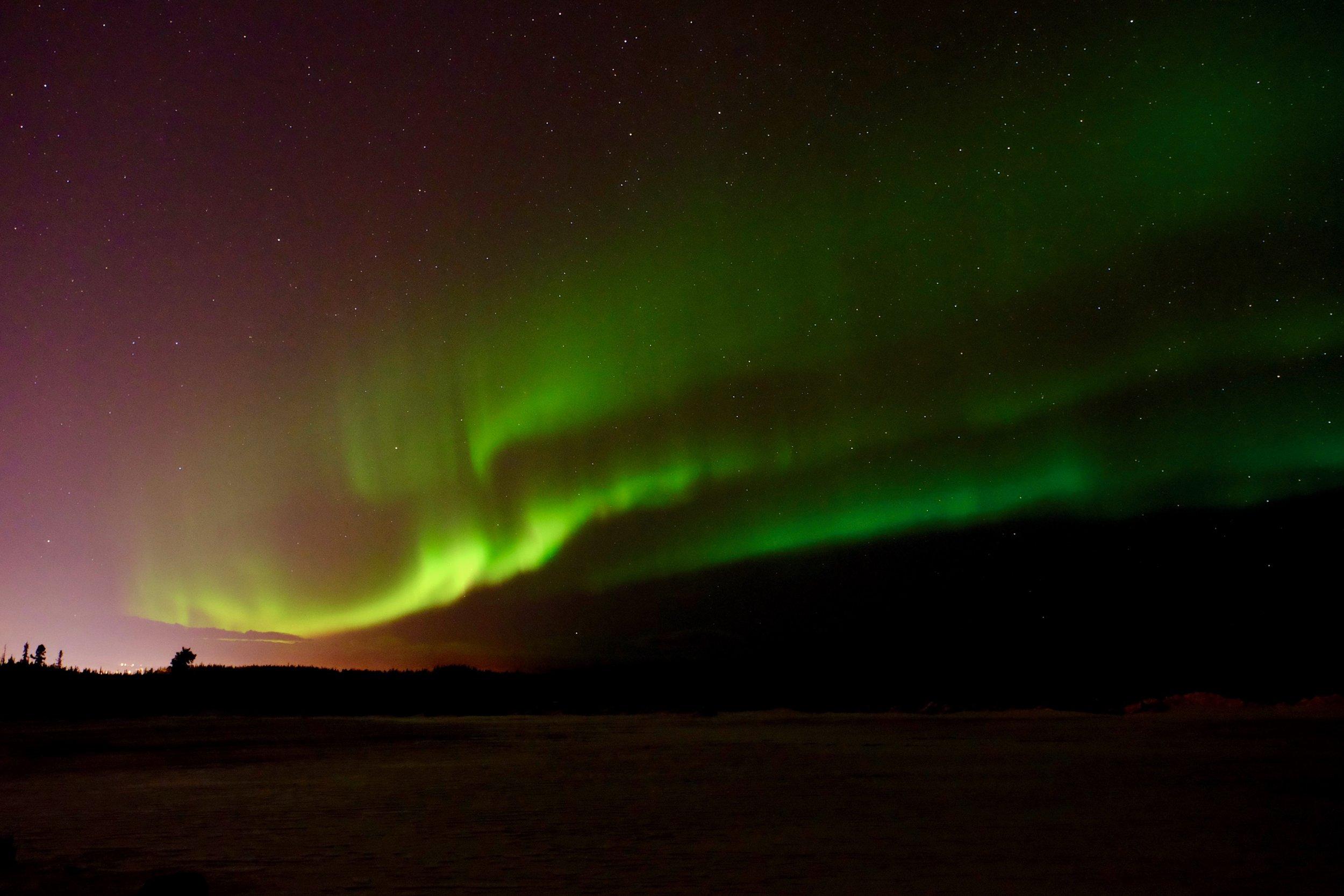 Aurora Borealis -