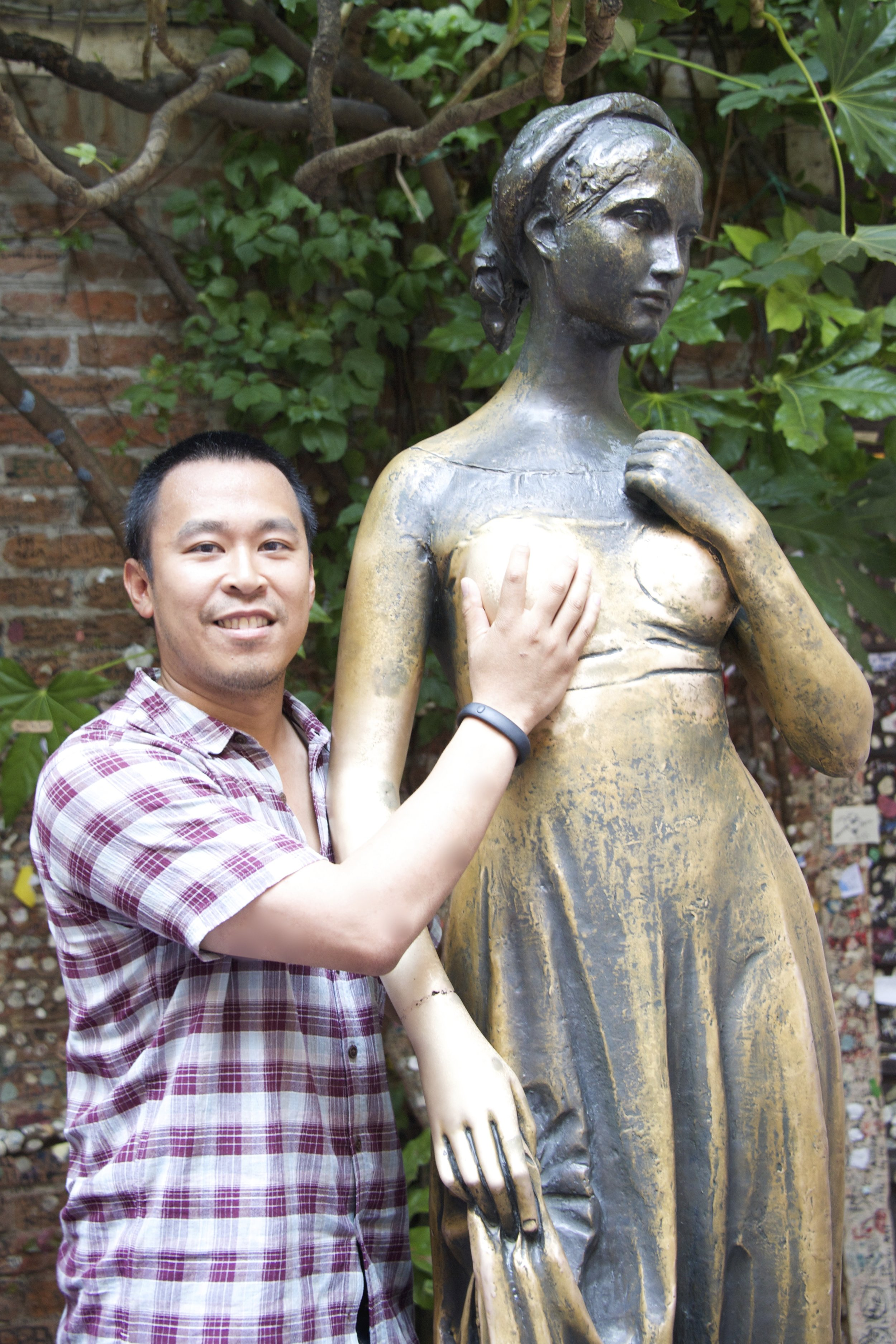 Verona, Italy (P.S. It's supposed to bring good luck to find love if you touch Juliet's breast...).jpg