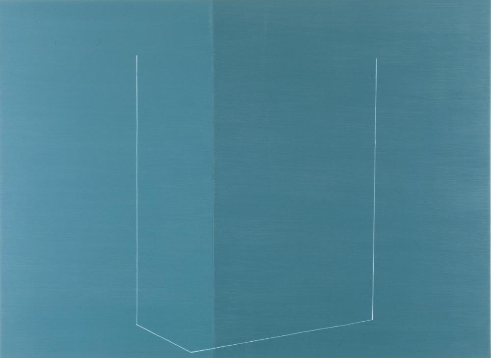 Slate blues, incomplete dwg, leaning box