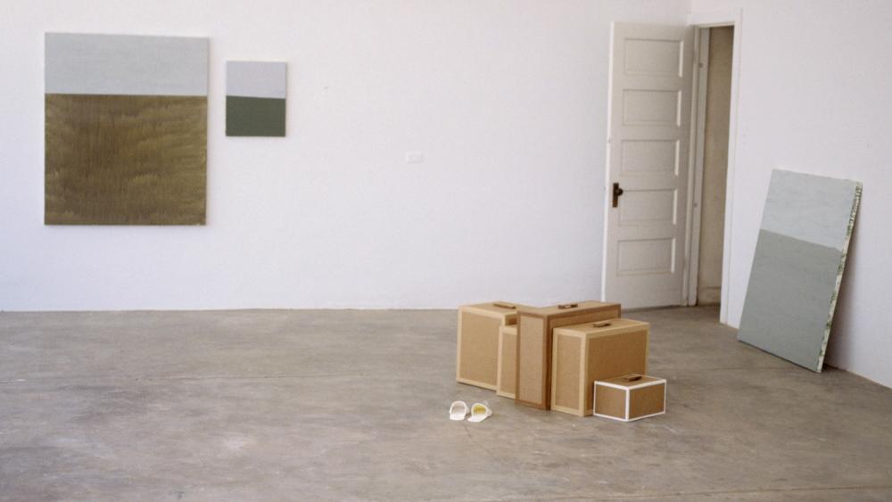 "Installation View,""Locker Plant"",Chianti Foundation, Marfa, Texas"
