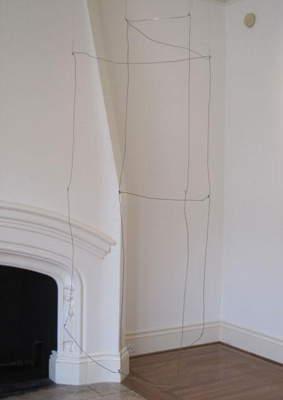 "Installation view,  ""Kate Shepherd: News from Biathlon"", Anthony Meier Fine Arts, San Francisco, California"