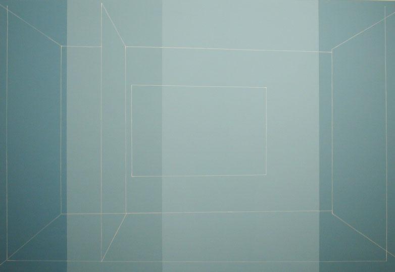 Nineteen Line Showroom, All Blue