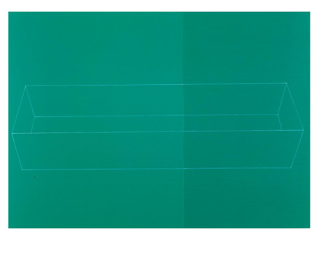 No Tricks, Simple Box on Green