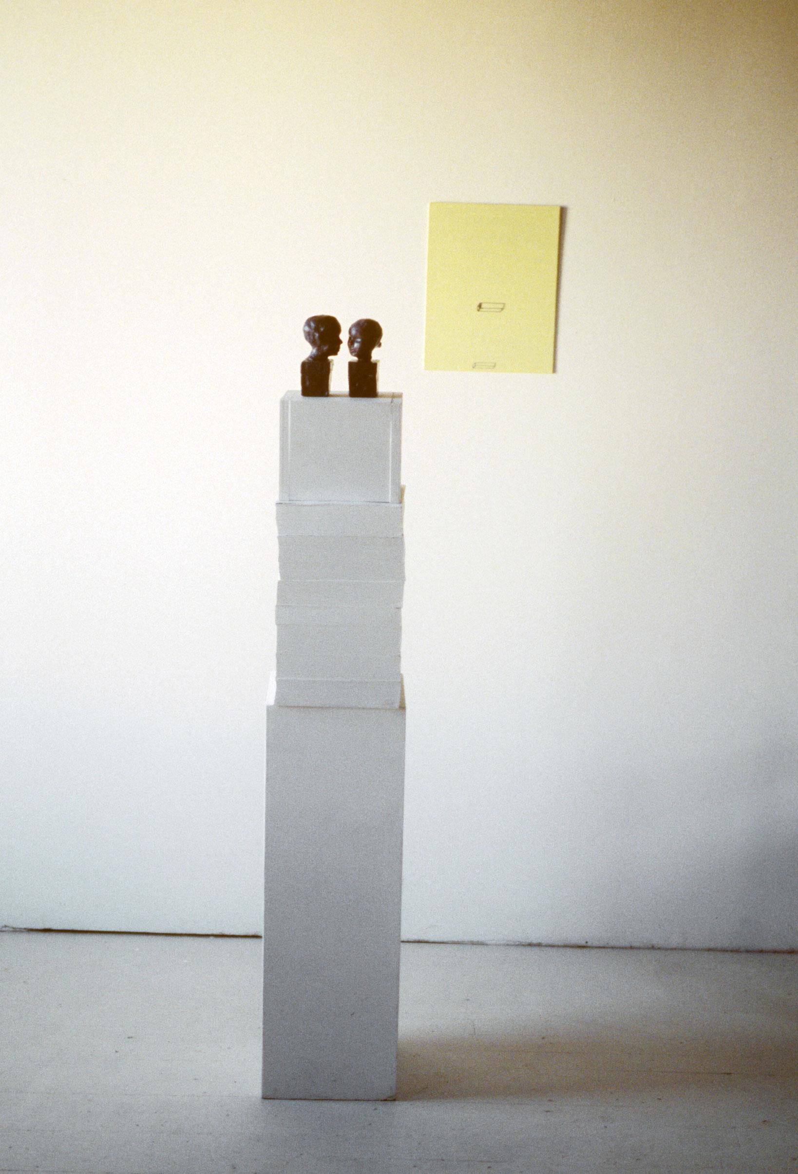 Installation View,Boesky & Callery Fine Arts, New York, New York