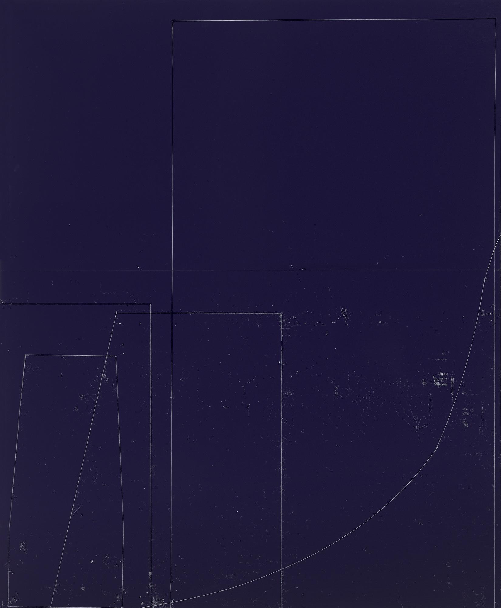 Kate Shepherd, 2016, Custom Curve, plane accumulation with tall one on purple oops.jpg