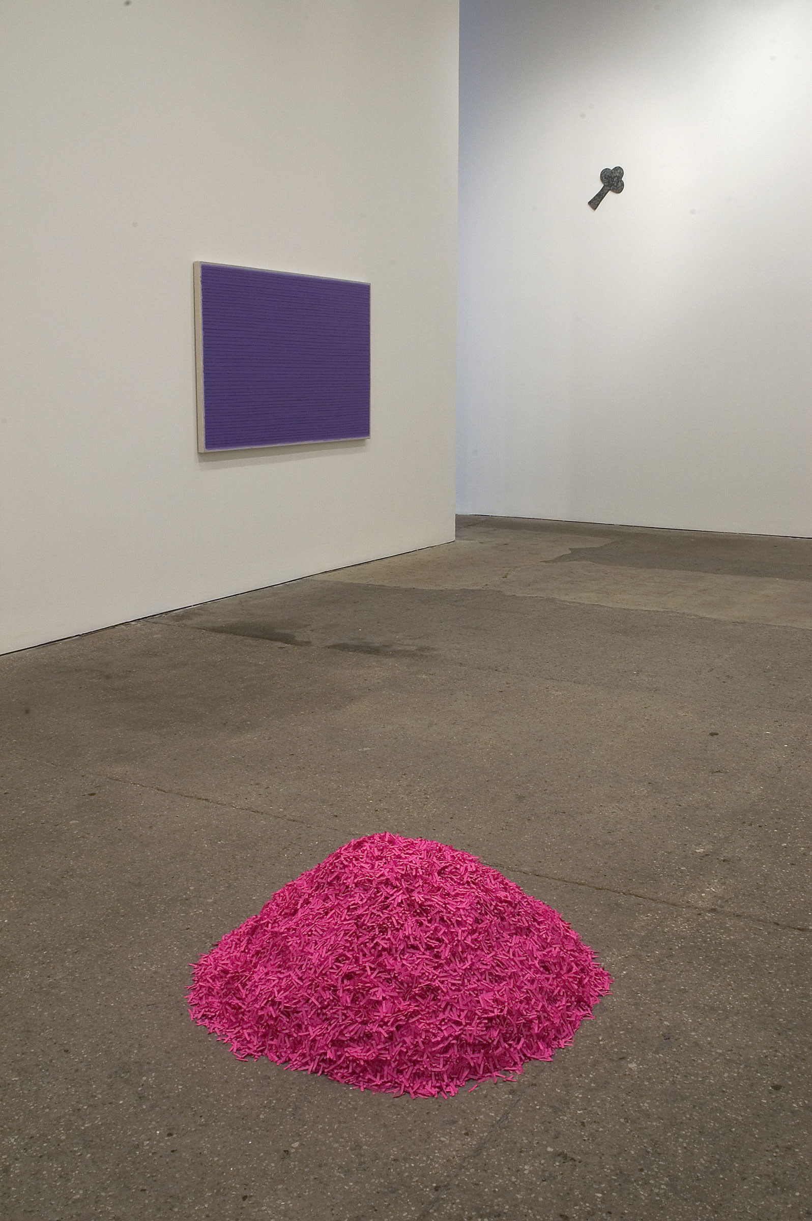Kate Shepherd, 2005, Spectrum-installation-view-(Tony Feher).jpg