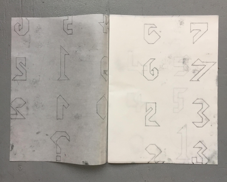 Kate Shepherd, 2017, numbers open book KS17B13_2.jpg