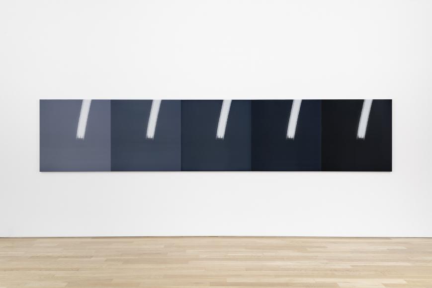 "Anthony Meier Fine Arts ""Bright and Shiny"" Kodak, Bolts, Giraffe Horns 2018"