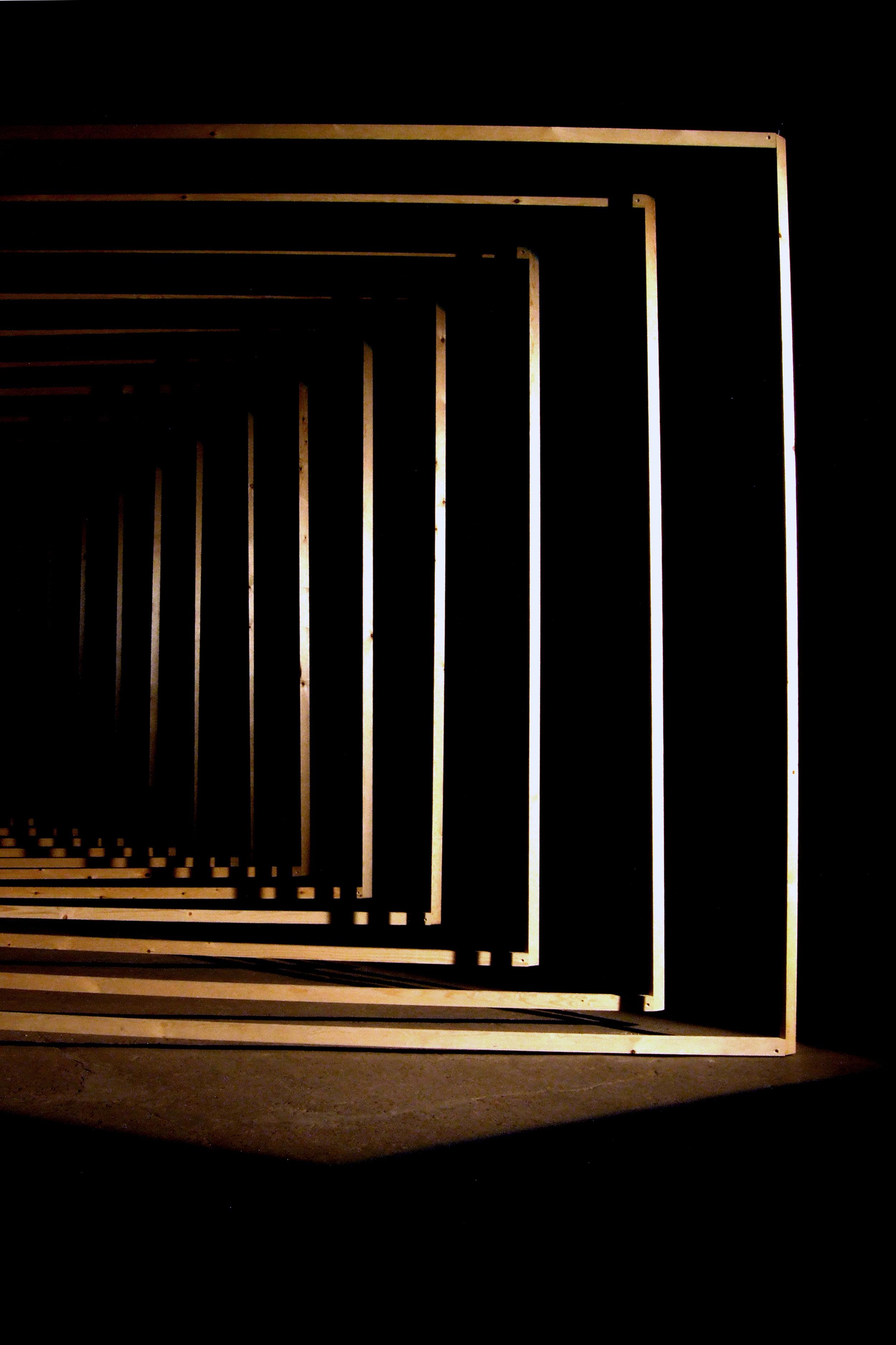 Installation / sculpture 'Werckmeister harmóniák'