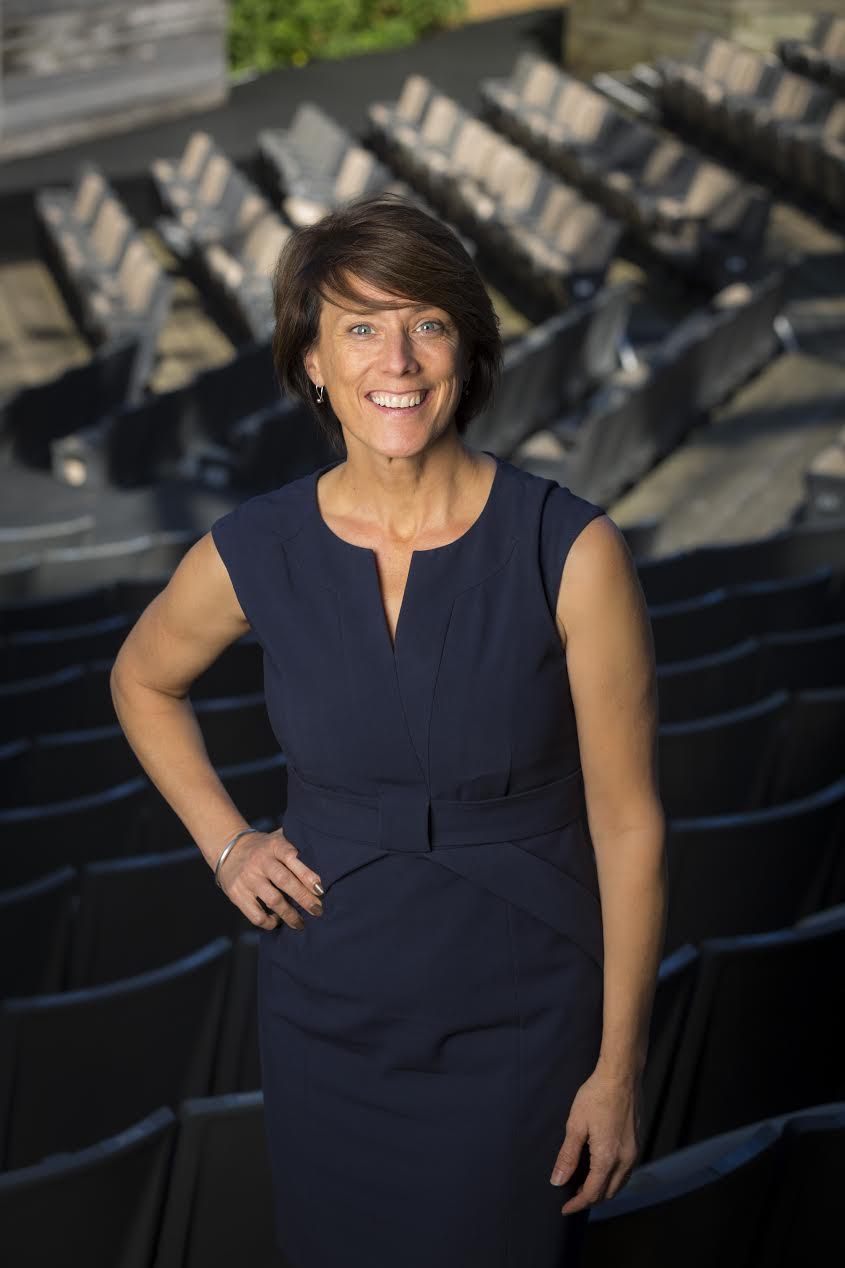 Brenda DeVita, Artistic Director of American Players Theatre.