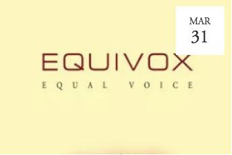 Equivox 2019 at Hedgebrook - Seattle, WA