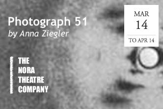 """Photograph 51"" - Cambridge, MA"