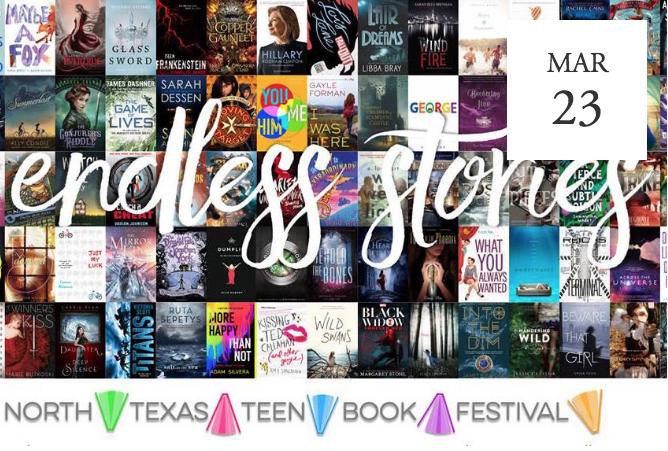 North Texas Teen Book Festival - Irving, TX
