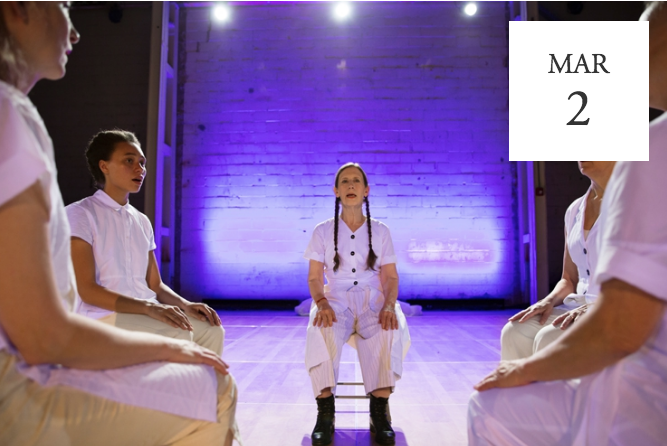 Meredith Monk: Cellular Songs - Los Angeles, CA