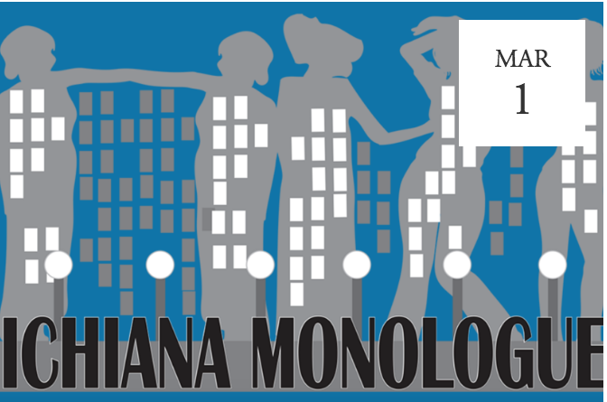 Michiana Monologues 2019 - perSISTERS - South Bend, IN