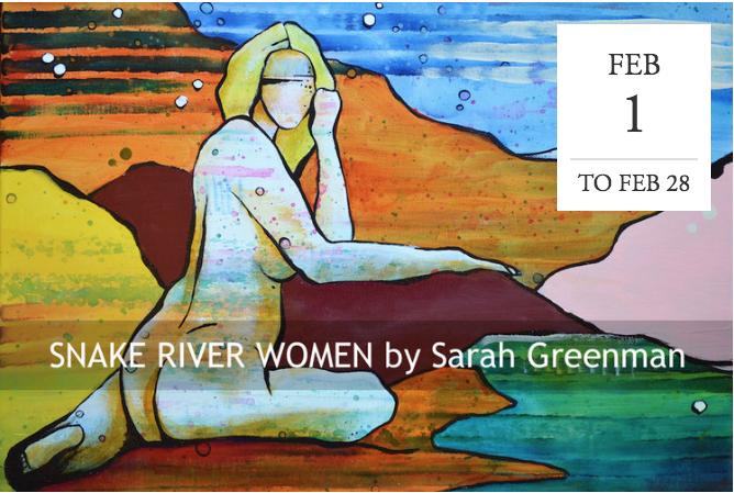 Snake River Women at Royal Artisan Gallery - Baker City, OR