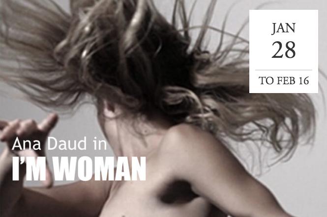 """I'm Woman"" by Ana Daud and Dmitry Akrish - London, UK"