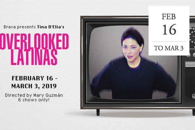 """Overlooked Latinas"" by Tina D'Elia at Brava - San Francisco, CA"