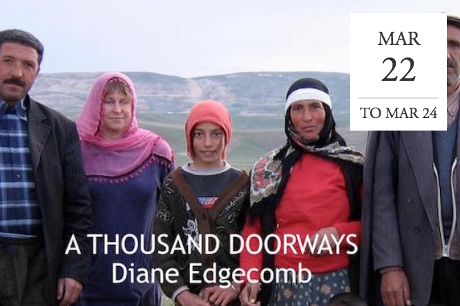 A Thousand Doorways with Diane Edgecomb - Boston, MA