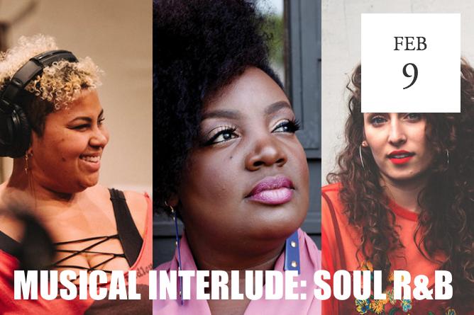 Musical Interlude: Moorea Masa, Saeeda Wright, and Sarah Clarke - Portland, OR