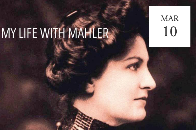 """My Life with Mahler"" by Amy Drake at MadLab - Columbus, OH"