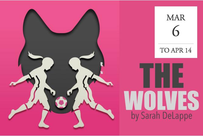 """""""The Wolves"""" at Dallas Theatre Center - Dallas, TX"""