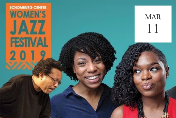 2019 Women's Jazz Festival: A Salute to Women in Bebop - NYC