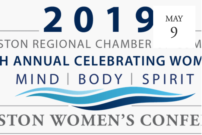 2019 Regional Chamber of Commerce Women's Conference - Galveston, TX