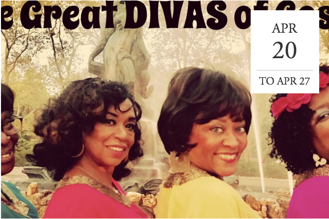 "The 26th Anniversary of ""The Great Divas of Gospel"" - Brooklyn, NY"