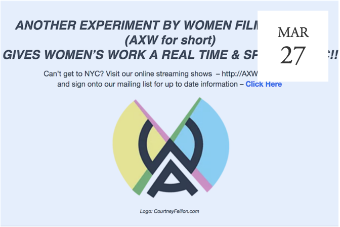 Another Experiment by Women Film Festival: Screenings - NYC