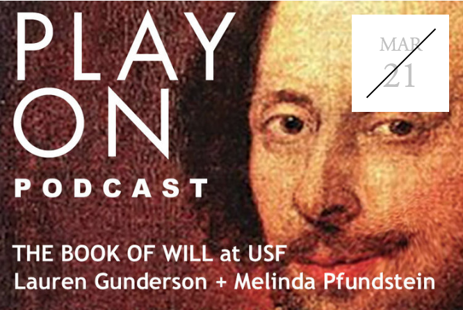 """The Book of Will"" Play On Podcast at USF - Cedar City, UT & Online"
