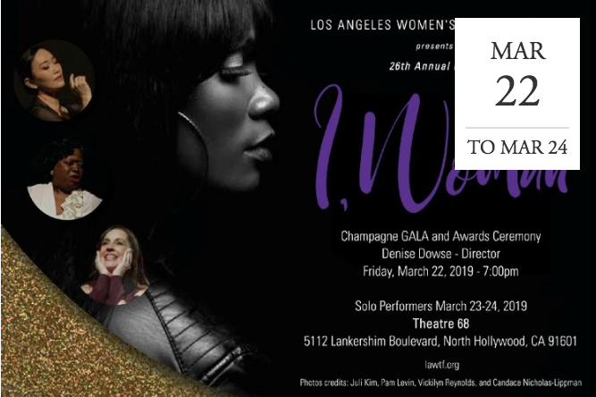 Los Angeles Women's Theatre Festival - North Hollywood, CA