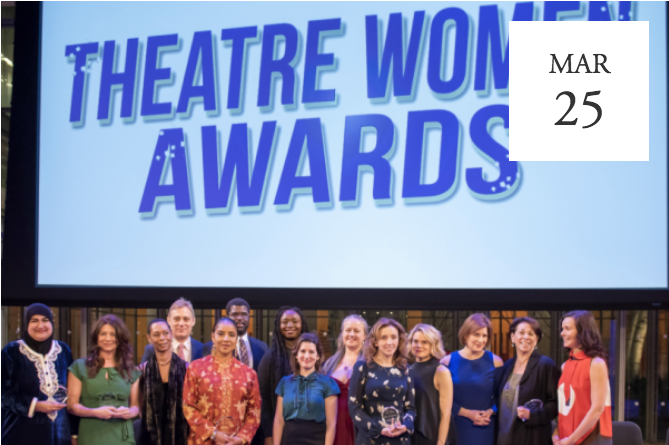 Theatre Women Awards: The Road to Parity by League of Professional Theatre Women - NYC